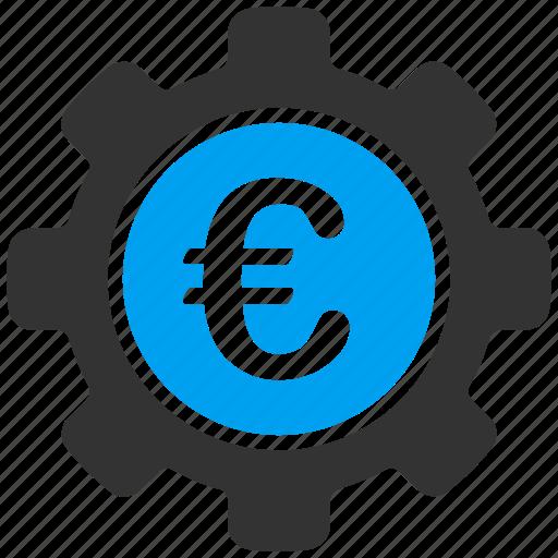control, euro, european, finance, preferences, settings, tools icon