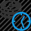 business, coins, credit, euro, european