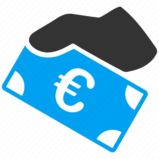 business, euro, european, payment, shopping icon
