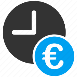 credit, currency, euro, finance, money, payments, recurrent payment icon