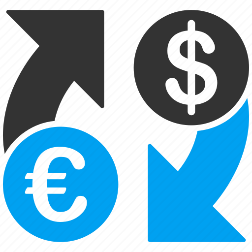 business, dollar, euro, european, exchange, finance, payment icon