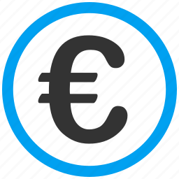business, coin, currency, euro, european, finance, money icon