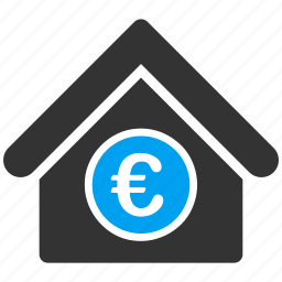 bank building, cash, euro, european bank, finance, financial center, payment icon