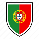 country, europe, flag, identity, nation, portugal, world icon