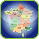 country, europa, europe, france, map, maps, regions icon