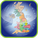 britain, country, europe, great, great britain political regions, map, maps icon