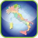 country, europa, europe, italy, map, maps, regions icon