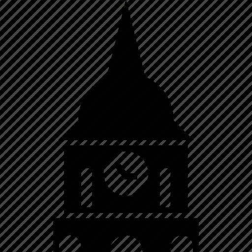 Clock tower, landmark, lithuania, travel, vilnius icon - Download on Iconfinder