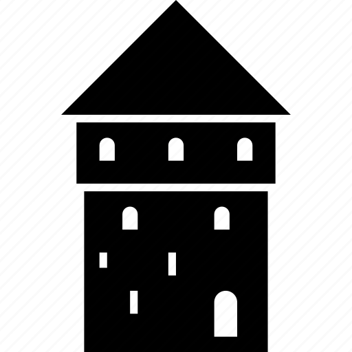 estonia, kiek in de kok, landmark, tallinn, tower icon
