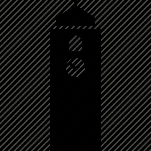 Clock tower, landmark, montenegro, podgorica, sahat kula icon - Download on Iconfinder