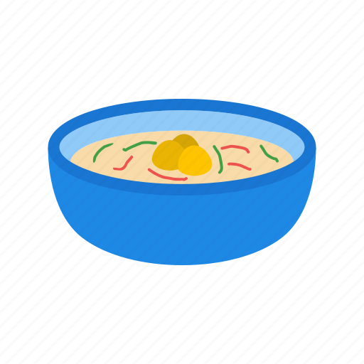 cooking, dumplings, european, food, fresh, meal, soup icon