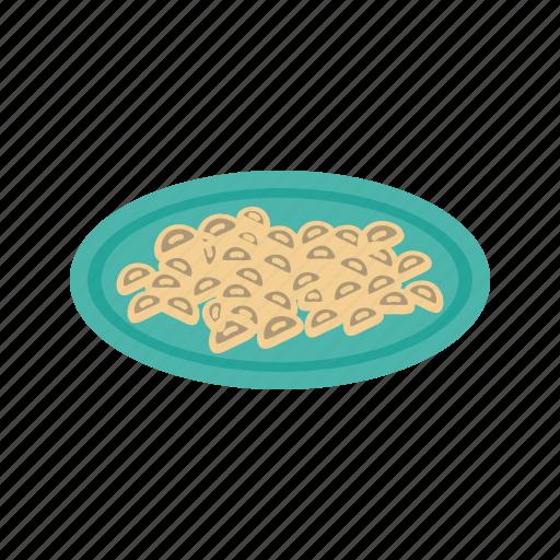 cooking, cuisine, food, gnocchi, italian, pasta, potato icon
