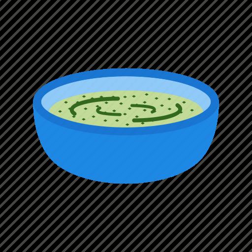 cuisine, food, fresh, green, healthy, pesto, sauce icon