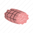 food, ham, healthy, meat, slice, smoked, turkey