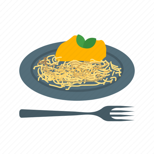 bolognese, dish, food, healthy, pasta, red, spaghetti icon