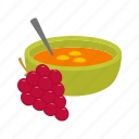 cooking, european, food, fresh, meal, soup, spanish icon