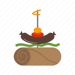 bread, crusty, dinner, food, olive, rustic, tapas icon