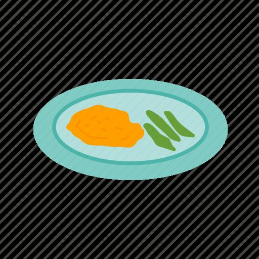 chop, cutlet, dinner, food, gourmet, meal, veal icon
