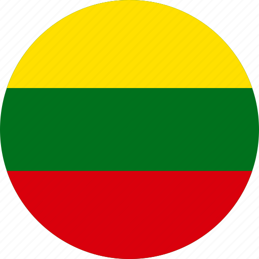 Lithuania, country, flag icon - Download on Iconfinder