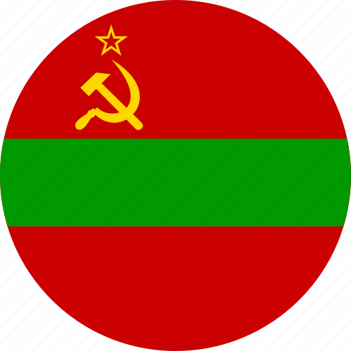 country, flag, transnistria icon
