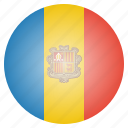 andorra, country, european, flag, national