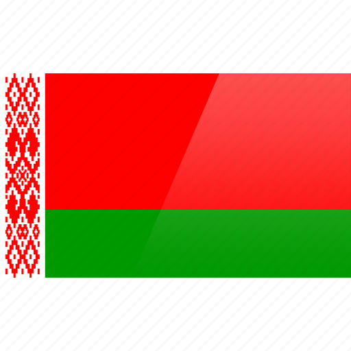 belarus, country, europe, flag icon