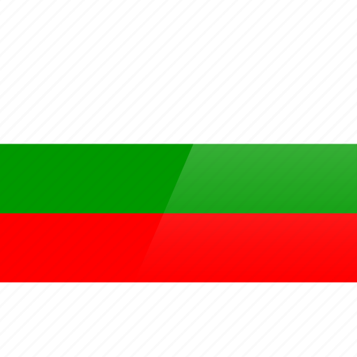 bulgaria, country, europe, flag icon