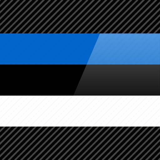 country, estonia, europe, flag icon