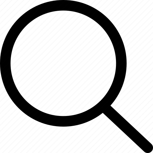 find, magnifying glass, search, seek, zoom icon