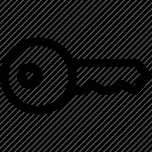 access, key, lock, pass, security, unlock icon