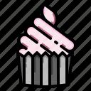 bakery, cake, cupcake, dessert, fairy, muffin