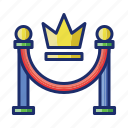 crown, premium, vip icon