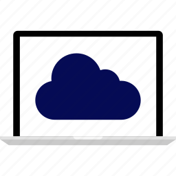 cloud, data, guardar, save, secured, upload icon