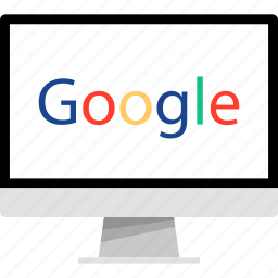 engine, google, home, page, pc, search icon
