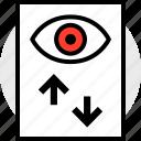 activity, analytics, everyday, online, options, random icon
