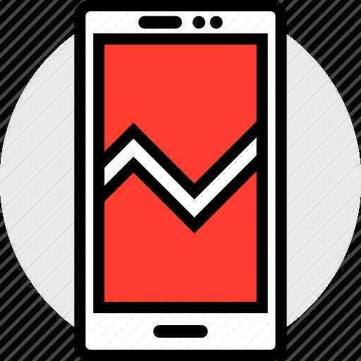 analytics, cell, everyday, online, options, random icon