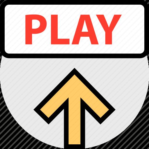 everyday, online, options, play, random, video icon