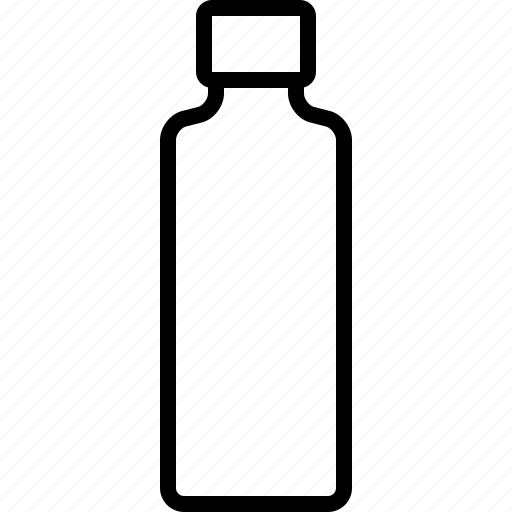 bottle, cap, conditioner, container, liquid, plastic, shampoo icon