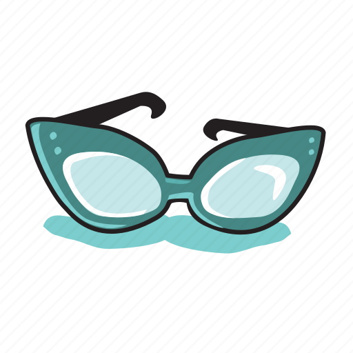 Fashion, find, glasses, network, search, social, summer icon - Download on Iconfinder
