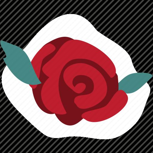 Flower, network, rose, social icon - Download on Iconfinder