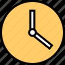 clock, everyday, online, options, random, time icon