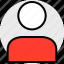 everyday, online, options, random, user icon