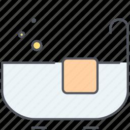 bathroom, design, furniture, hot tub, interior, relax, tub icon