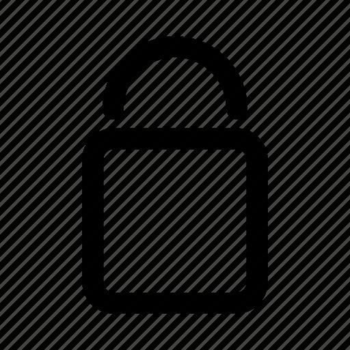 closed, key, lock, locked, padlock, security, unlocked icon