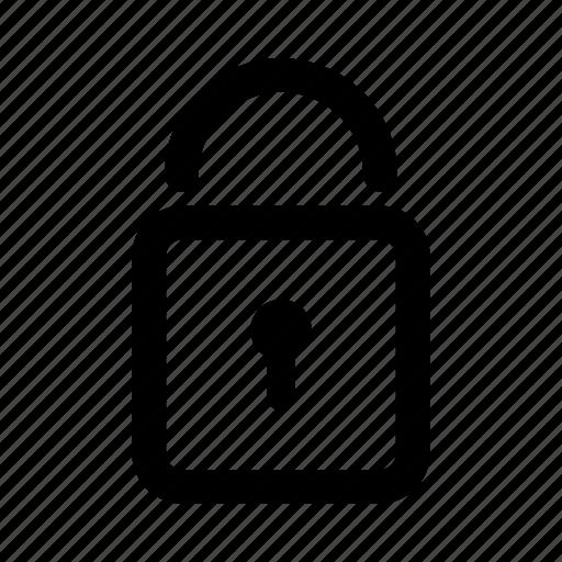 access, key, keys, lock, open, padlock, security icon