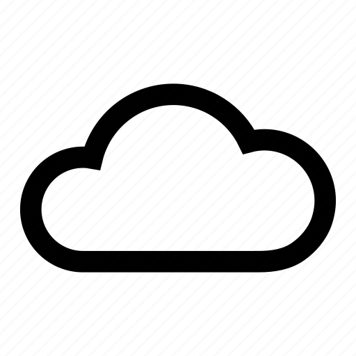 cloud, clouds, cloudy, nature, overcast, sky, weather icon