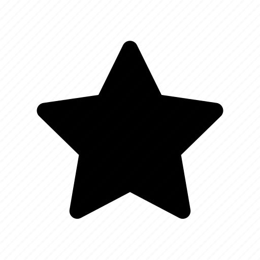 common, favorite, like, liked, special, star, starred icon