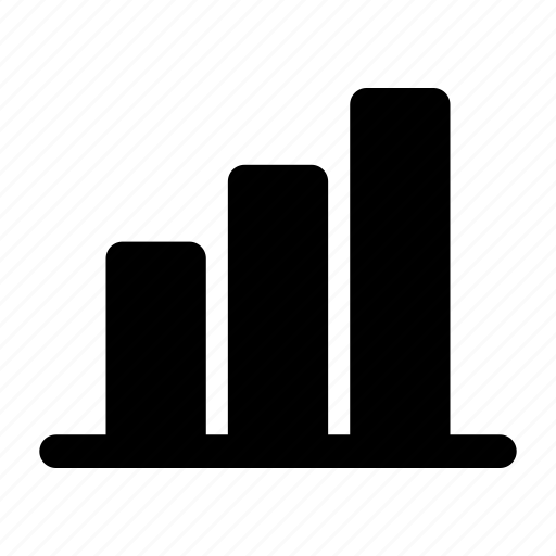 annual report, bar graph, chart, common, progress, statistical analysis, statistics icon