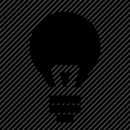 bulb, common, energy, idea, ideas, light, lightbulb icon