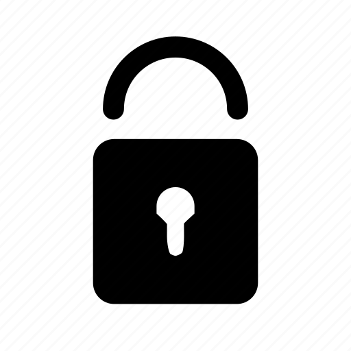 access, common, lock, locked, password, secure, security icon